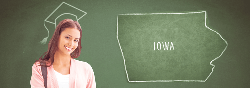 All Iowa Public Universities, Community Colleges Work Together to Help Students Earn Degrees via Clearinghouse's Reverse Transfer Service