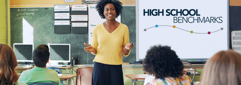 Research Center Releases High School Benchmarks 2019: National College Progression Rates