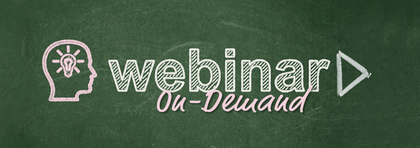 Watch the Time to Degree On-Demand Webinar, Sponsored by AACRAO